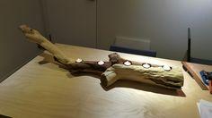 #candlestick #wood