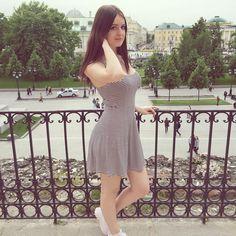 Наконец-то можно надеть платье☀️ #summer #aleksandrovskysad #moscow #msc