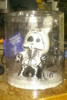 Jack the Rabbit Ripper . Blank figurine draw by Val alias sorina888