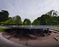 Herzog & de Meuron and Ai Weiwei's Serpentine Gallery Pavilion 2012
