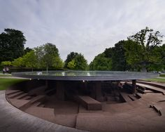 Herzog  de Meuron and Ai Weiwei's Serpentine Gallery Pavilion 2012