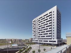 Project - Tower B1 in Rome - Architizer
