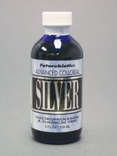 uses for colloidal silver