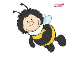 NICI: Springtime 2014:) Cute Cartoon Drawings, Cool Drawings, Nici Teddy, Beetle Drawing, Baby Animals, Cute Animals, Bug Crafts, Baby Painting, What To Draw
