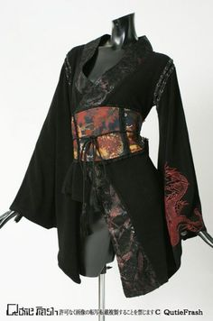 I have...ALWAYS wanted a Kimono.