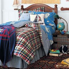 Chaps Expedition Bedding Coordinates Kohls. 129.99 for comforter, sham, sheets, pillowcase and bedskirt