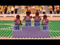 Relay: the Bahamas take the Gold in Men's 4x400m