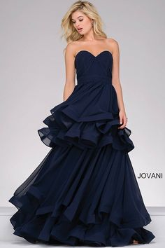 Tiered to Perfection #JOVANI #47869