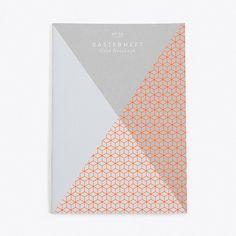 (3) Fancy - Grid Notebook No 02