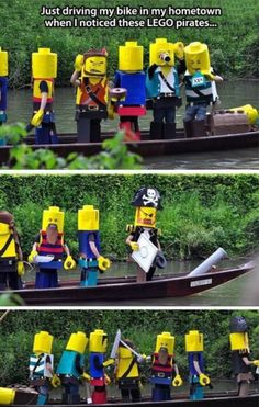 Is it just us or are you also seeing Lego everywhere?