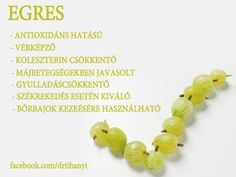 Életmód cikkek : Zöldség és gyümölcsök hatásai Health Tips, Health Care, Eating Well, Superfood, Home Remedies, Healthy Eating, Healthy Food, Healthy Lifestyle, The Cure