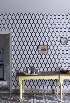 farrow+and+ball+Wallpaper | Wallpaper Wednesday: NEW Wallpaper Range from Farrow and Ball