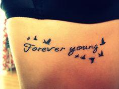 Pretty, small tattoo :)