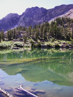 Cecret Lake may not be so Secret, but it's an easy trail for Northern Utah Hiking with a great reward.