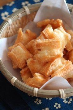 お餅で作る、揚げおかき。 by 栁川かおり | レシピサイト「Nadia ...