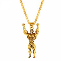 Which you like of Muscle Men Gym Pendant & Chain?  Get your at 50% OFF! ✅FREE SHIPPING worldwide ✅Money back guarantee  #jewelrydesign #jewelrydesigner #necklace #style #styleblogger #stylist #fashionstyle #fashionista #fashionblogger #silver925 #silverjewelry #silvernacklace #trendy #swag #style #fashion #menfashion #jewelry #menstyle #jesus #menstyle #thelook #glamour #menluxury