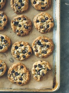 The Perfect Chocolate Chip Cookies for National #ChocolateChipDay!