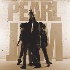 Pearl Jam - Ten on 2LP