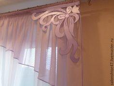 Image result for изготовлению ажурных ламбрекенов. Window Treatments, Valance Curtains, Windows, Home Decor, Decoration Home, Room Decor, Home Interior Design, Valence Curtains, Ramen
