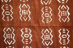 Mali mud cloth is one of the most popular African fabrics. Our handmade Mali mud cloths come in a variety of colors and sizes. African Fabric, Mud, Upholstery, Dining Chairs, Inspired, Handmade, Inspiration, Clothes, Color