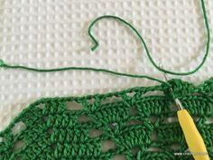 Venha aprender como emendar o fio sem aparecer o nó! Passo a passo.