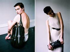 <p>For this TrendWatch we are focusing on a designer: Fleet Ilya and a actual trend: Fashion Bondage. Lately Fleet Ilya has been getting a lot of hype and exposure in the UK, the Central Saint Martins