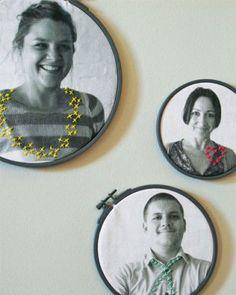 Foto-Stickrahmen: Ein Ehrenplatz für die Liebsten - BRIGITTE.de