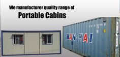 The Apex Porta Cabin is best Portable cabin manufacturer and Office container manufacturers in India.