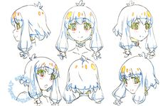 Hi, I'm Natalie! I scan and edit stuff from my collection of anime art books, doujinshi and...