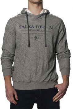 Grey Sweater #salsajeans #lifeisbetterindenim #sweater