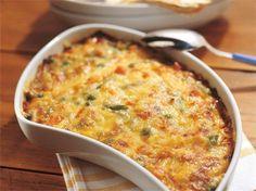 Helppo kasvisgratiini Vegetable Sides, Vegetable Recipes, Vegetarian Recipes, Healthy Recipes, Good Food, Yummy Food, Food Goals, Easy Cooking, Macaroni And Cheese