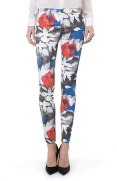 item/default Trousers Women, Floral Prints, Pajama Pants, Pajamas, Skinny, Coat, Collection, Style, Fashion