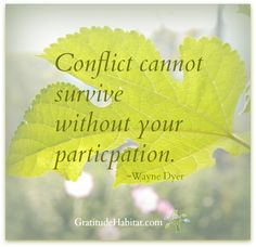 Letting go. #peace-quote www.GratitudeHabitat.com