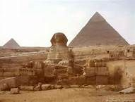 Ancient Egypt Sphinx and Pyramids, ancient Egypts most famous landmarks