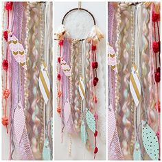 Stocking Stuffer Christmas Gift for Kids Make Your Own Craft Kit Do It Yourself Easy Fun Project Dream Catcher Kit Dreamcatchers for Kids and Adults