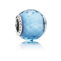Pandora Charm Himmelblaue Facetten 791722NBS Schmuck Online Kaufen,  Juwelier, Kristalle, Uhren, Pandora c4a238e94e