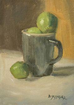 """Cup of Limes""   Brandon Schaefer"