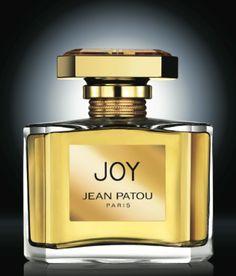 Joy - Jean patou    Parfum de ma mère