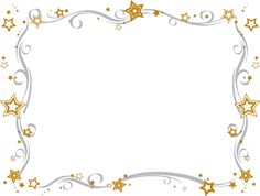 Flowery Border   Free Images At Clker Com   Vector Clip Art Online