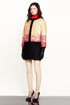 Peter Som | Pre-Fall 2012 Collection | Vogue Runway