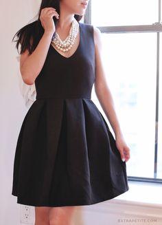 ExtraPetite.com - ASOS little black dress ($23) and petite maxi reviews