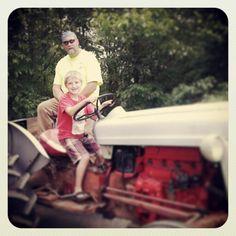 Dan the tractor man