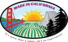 Made in california - Bing Images