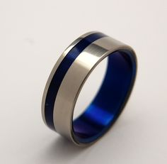 Potential wedding band for Cody by Minter + Richter