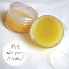 DIY Luxury Solid Perfumes
