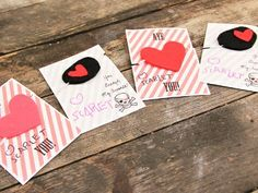pirate patch valentines sure to be treasured