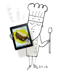 Tablet as Sous Chef  Turn your magic slate into the ultimate cook's companion