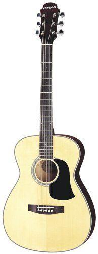 Aria AF 20 3/4 Traveling guitar