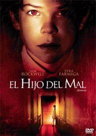 El hijo del mal (2007) EEUU.Dir.: George Ratliff. Thriller. Terror. Cine independente USA – DVD CINE 1696