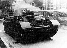 Hungarian tank